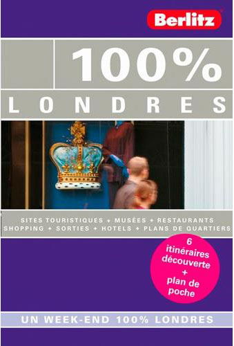 Guide Berlitz 100% Londres