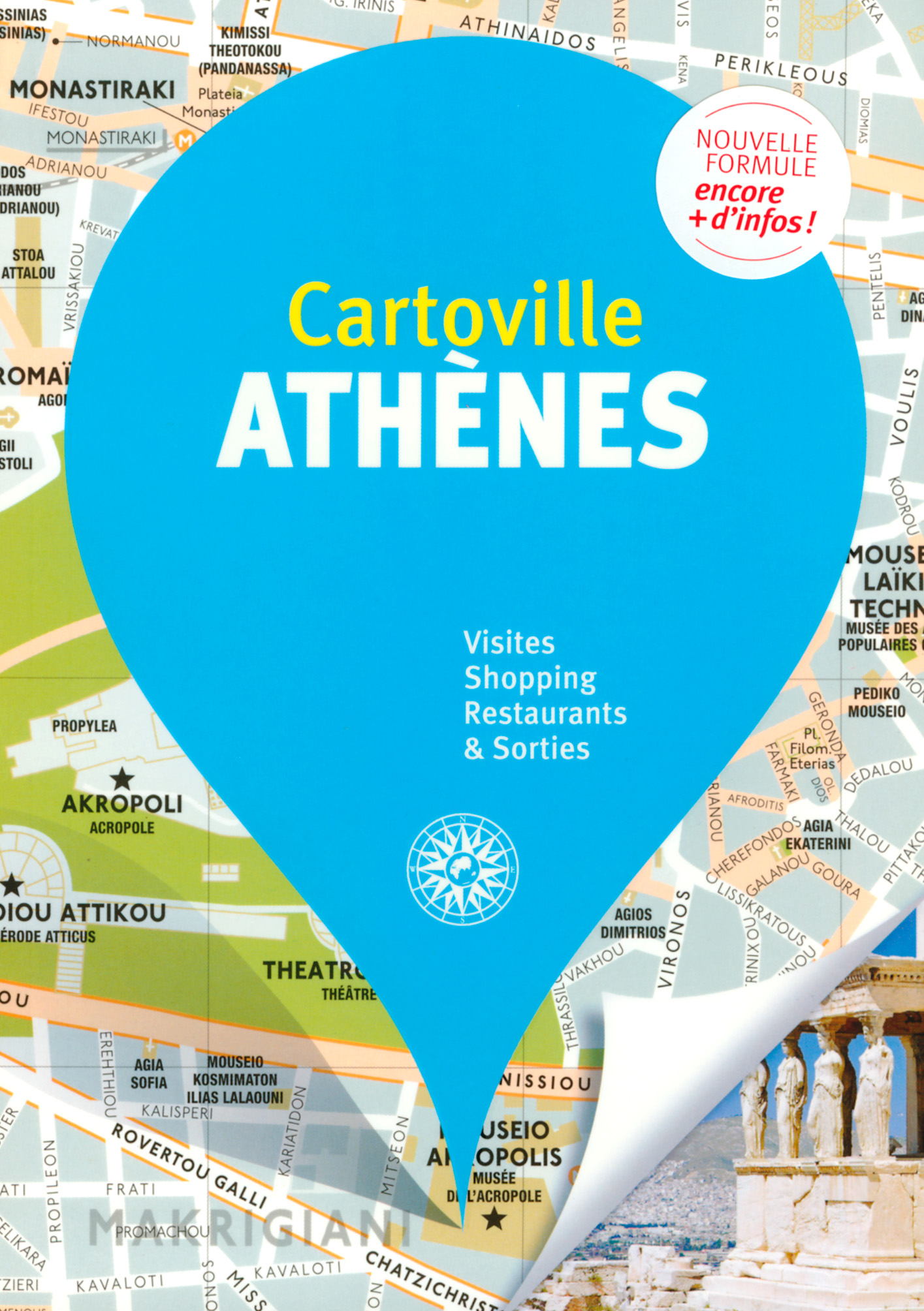 Guide Cartoville Athènes