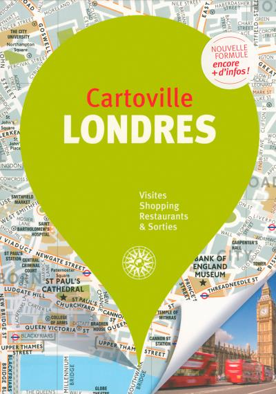 Guide Cartoville Londres