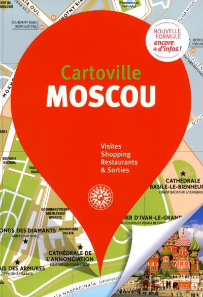 Guide Cartoville Moscou