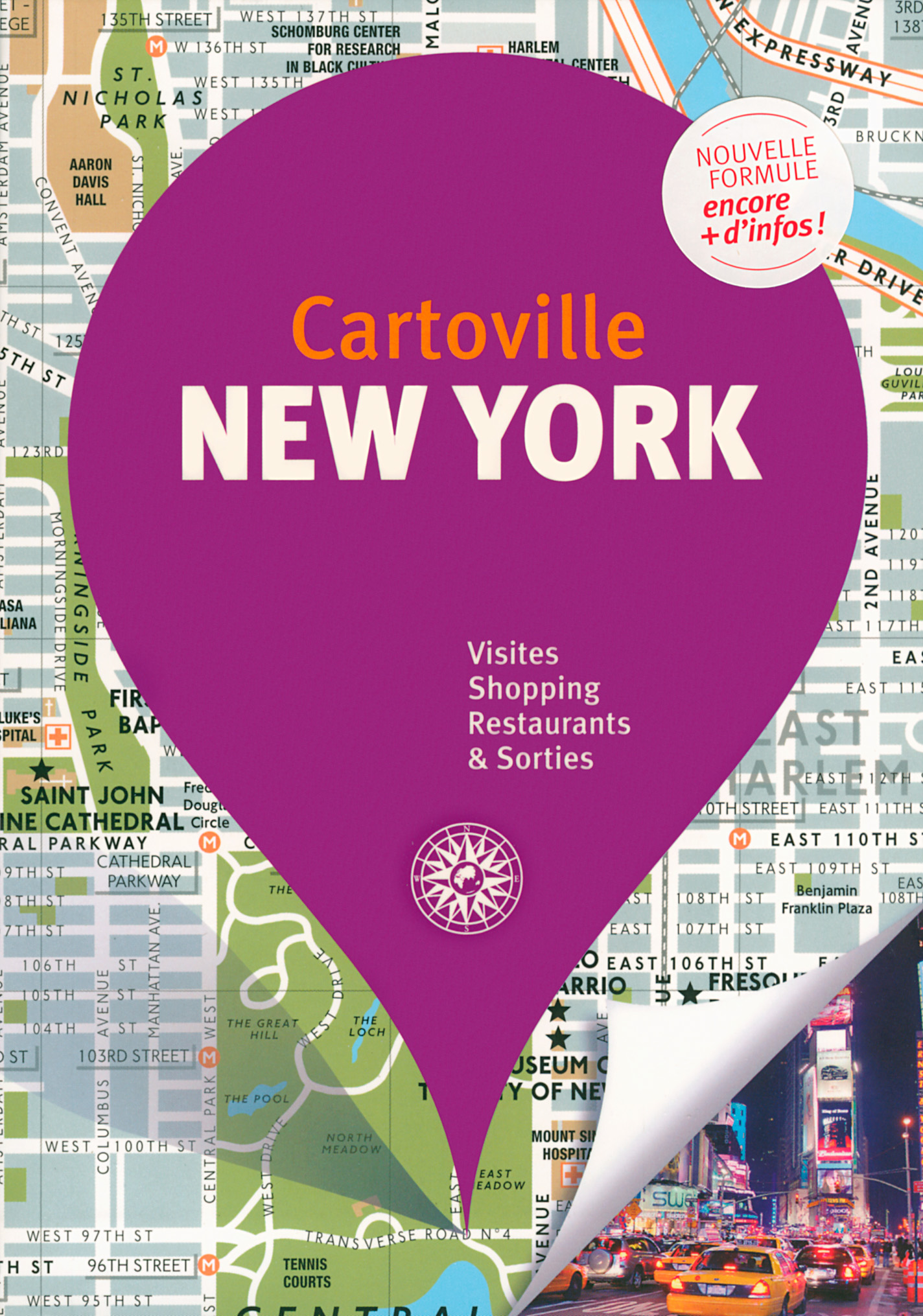 Guide Cartoville New York