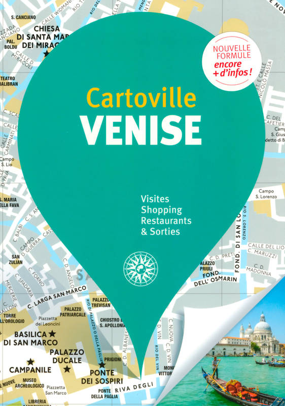 Guide Cartoville Venise