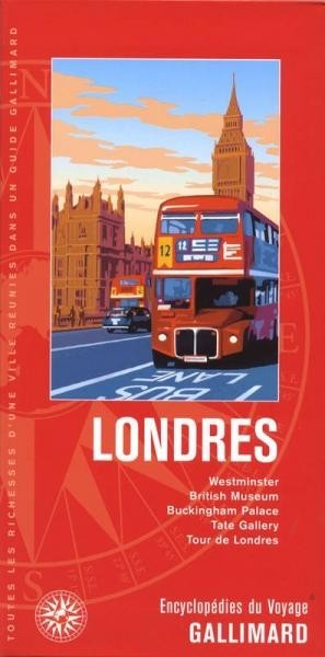 Guide Encyclopédies du voyage Londres