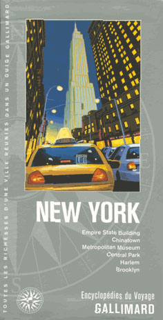 Guide Encyclopédies du voyage New York