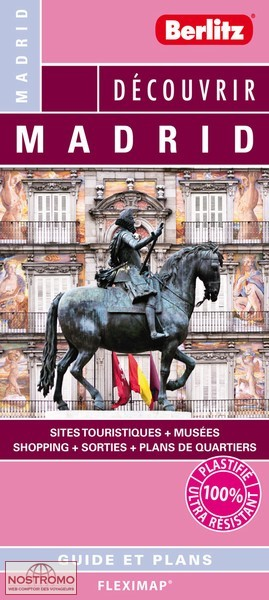 Guide Flexi map Madrid