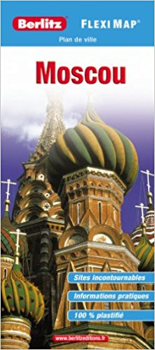 Guide Flexi map Moscou