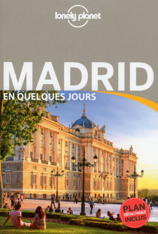 Guide Lonely Planet Madrid