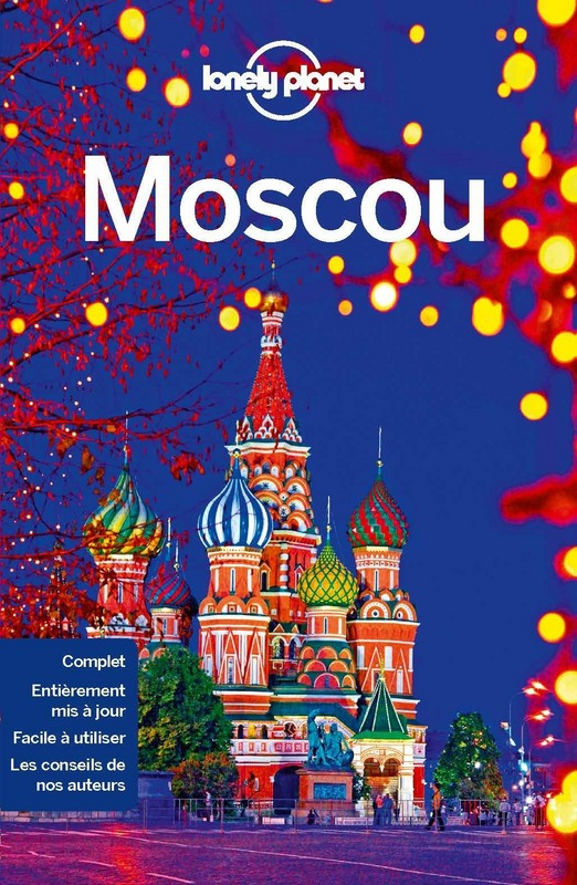 Guide Lonely Planet Moscou