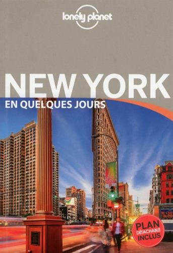 Guide Lonely Planet New York en quelques jours
