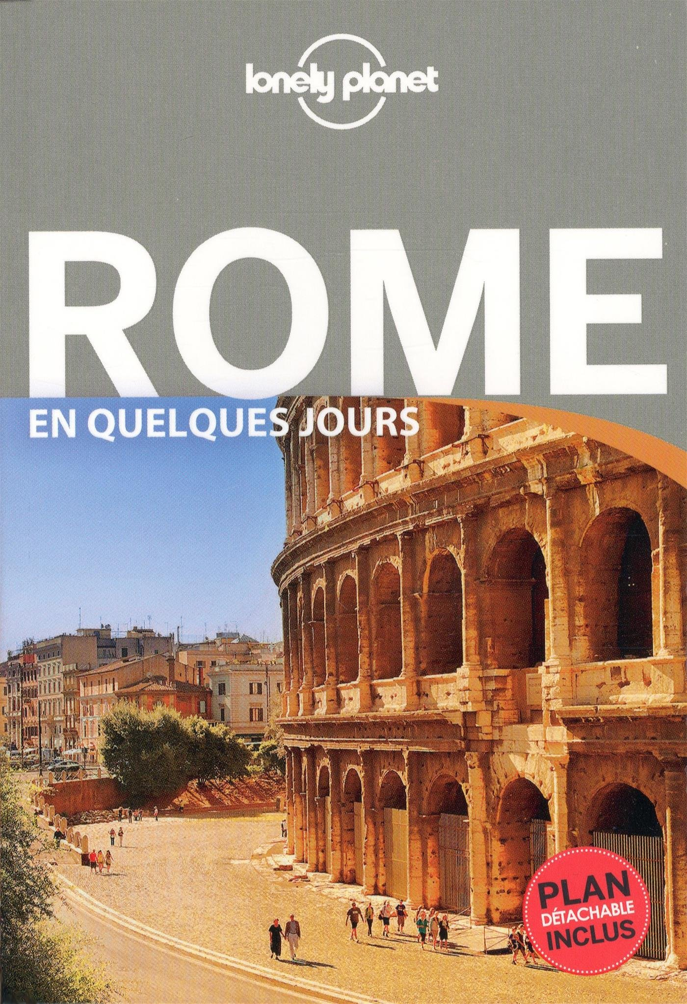 Guide Lonely Planet Rome