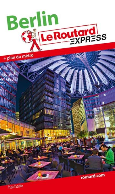 Guide Routard Express Berlin