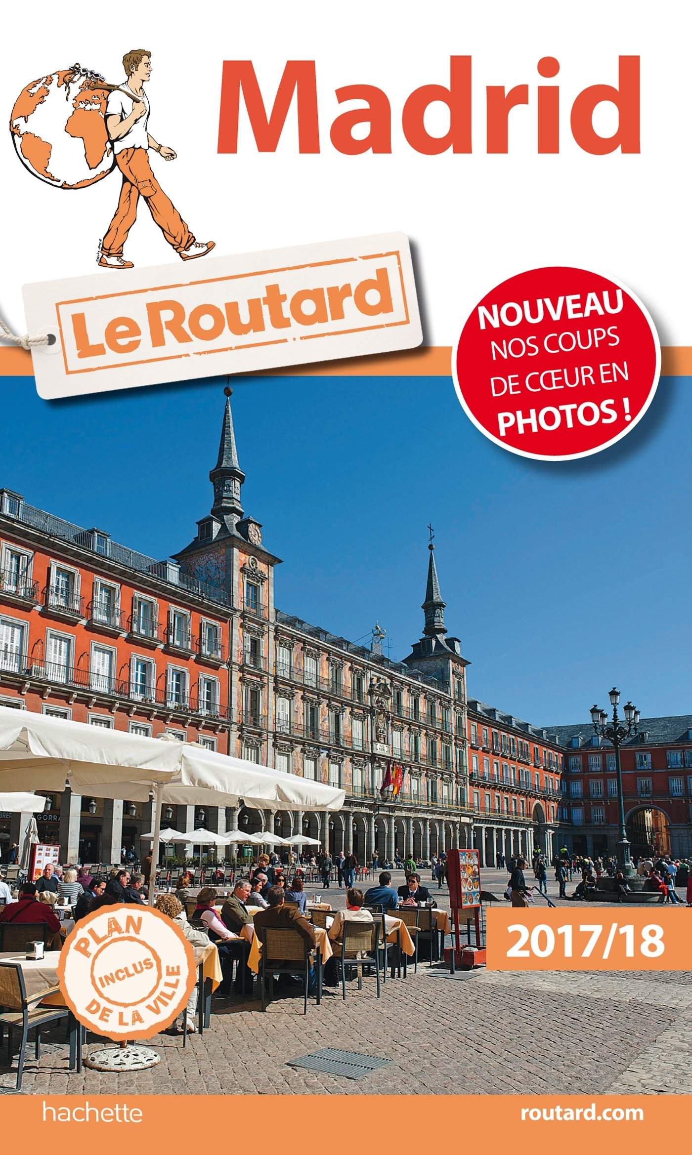 Guide du Routard Madrid