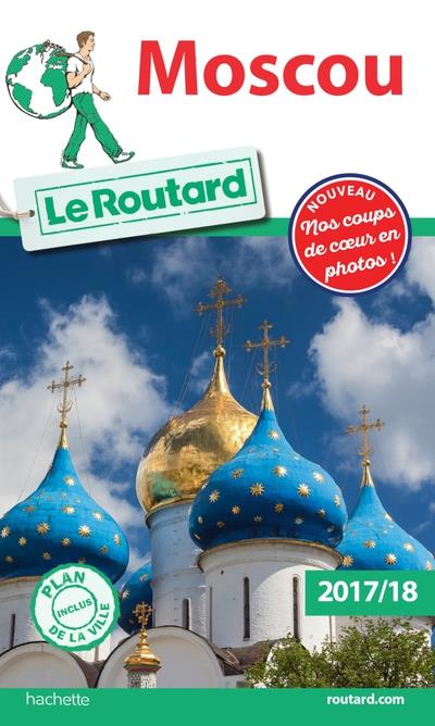Guide du Routard Moscou