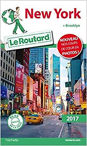 Guide du Routard New York