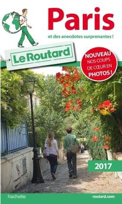 Guide du Routard Paris
