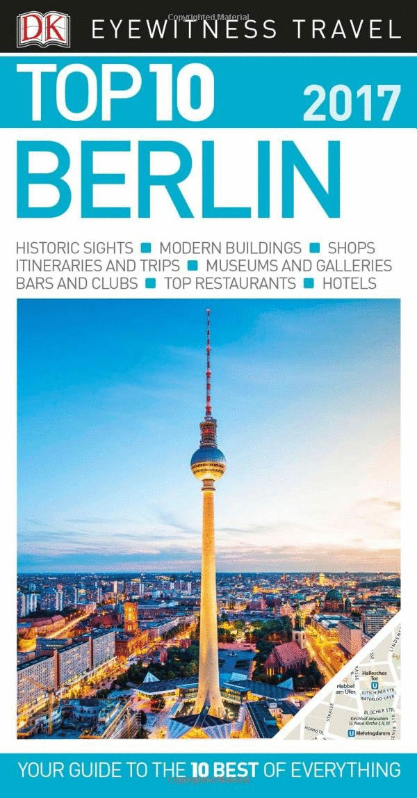 Guide Top 10 Berlin
