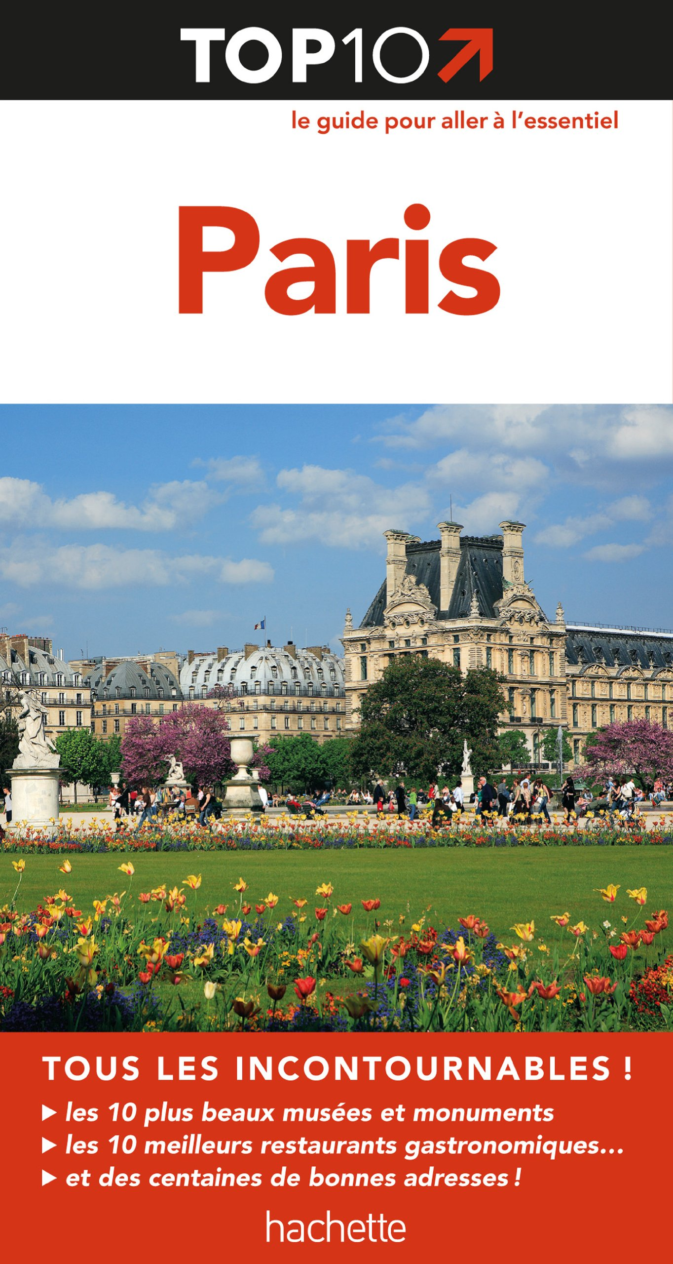 Guide Top 10 Paris